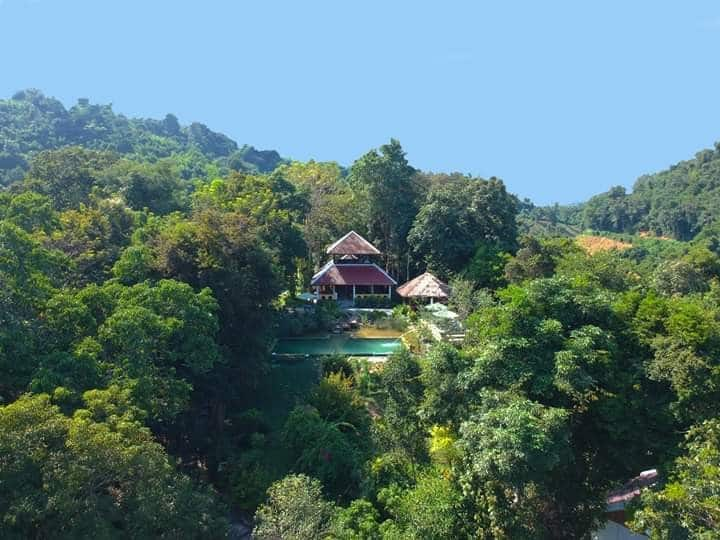 Resort in the Nature at 14 km from Luang Prabang