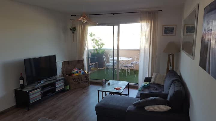 Appartement T3 aix en provence Eco quartier