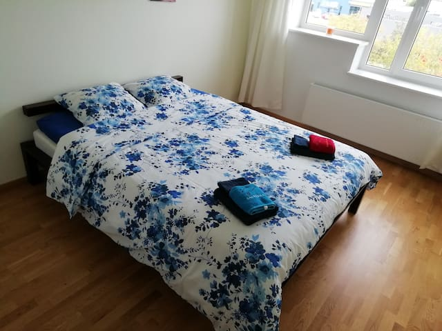 Tiina's apartment