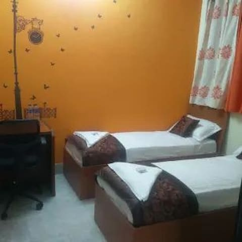 Victoriya Inn- Comfy Modern Living @ Old Bangalore