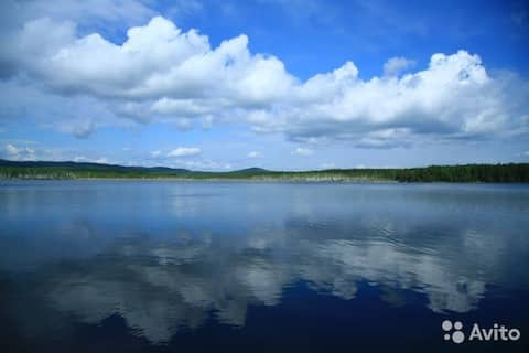 Квартира  на  озере Большой Еланчик