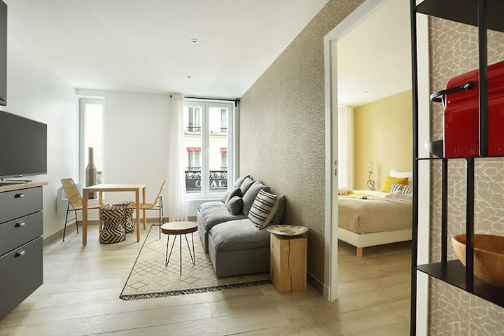 Sublime and new apartment Center of Paris