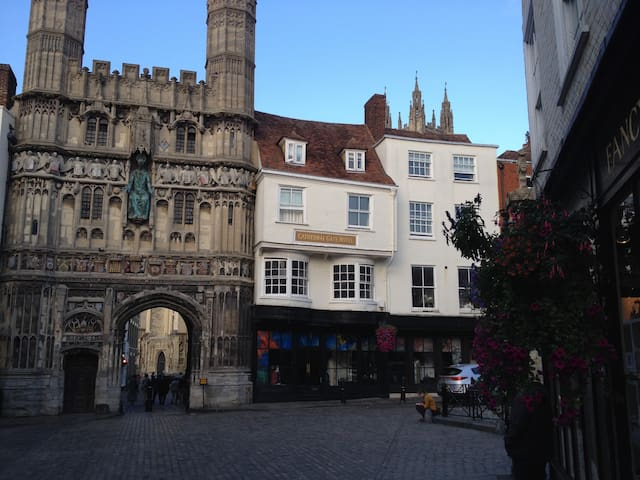Cathedral View Apartment - Canterbury - Appartement
