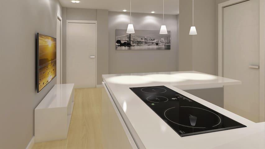 """Apartamento """"LA BEJARANA"""""""