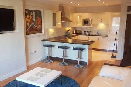 Exclusive Comfort in Heart of Village - Carlingford - Appartement