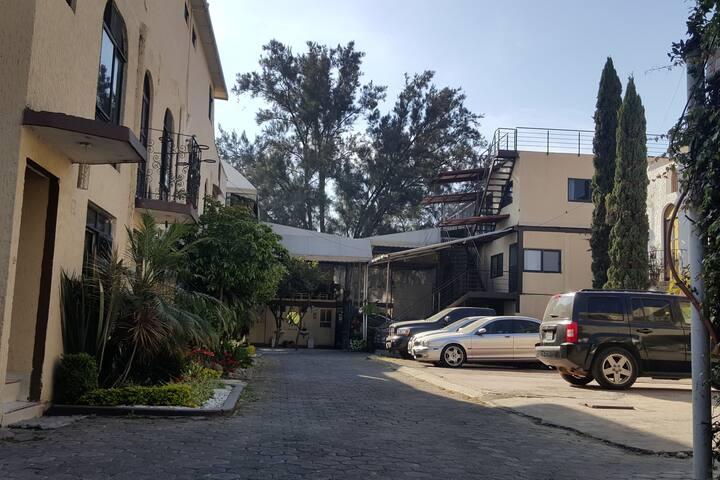 Renta de habitaciones y Suites Cuernavaca