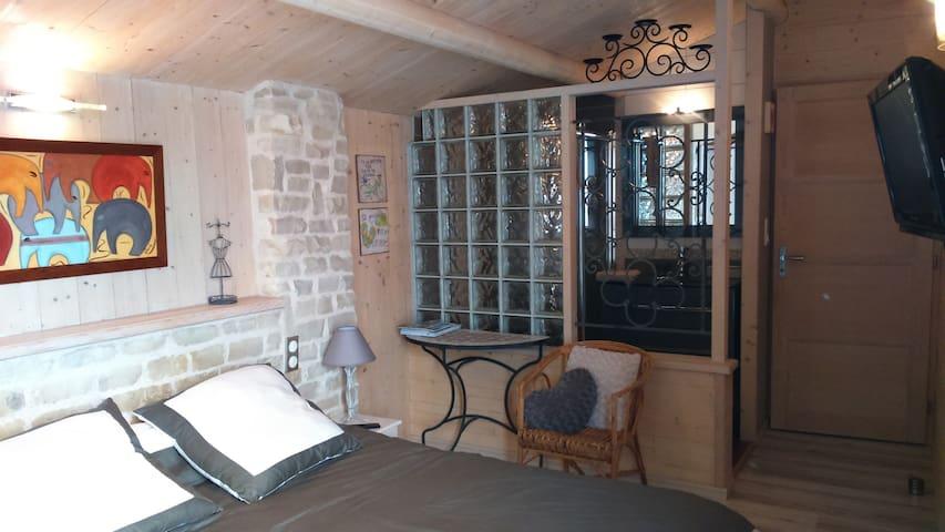 Chambre particulière de charme au couleur d'Oléron - Le Château-d'Oléron - Casa