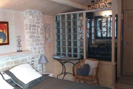Chambre particulière de charme au couleur d'Oléron - Le Château-d'Oléron