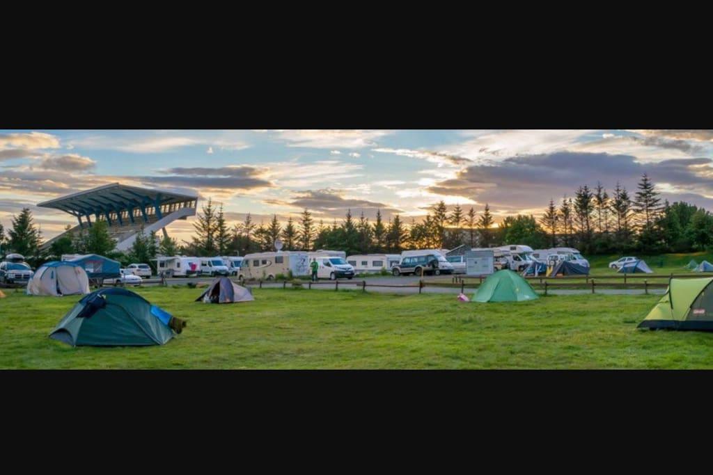 Camping Car En Islande Ad Is