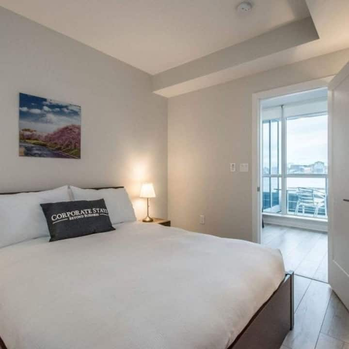 Corporate Stays | The Killick | Ample 1BR