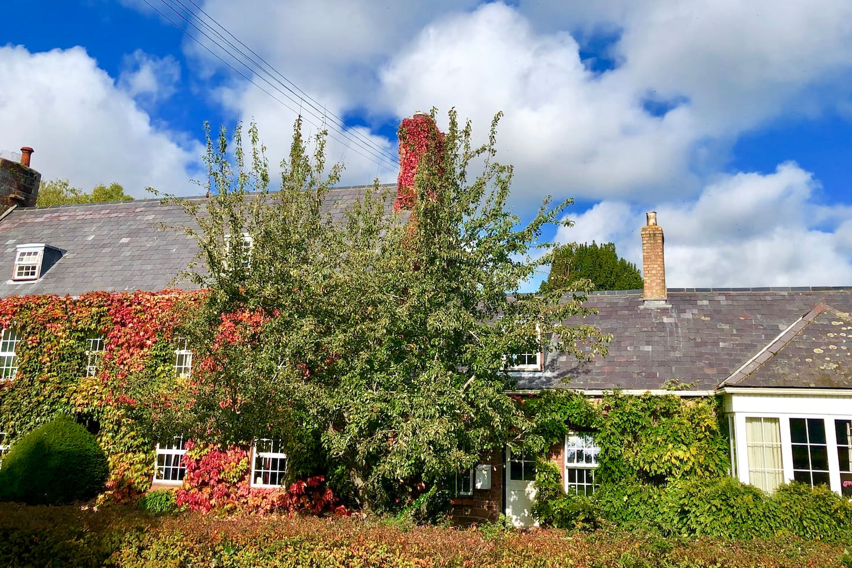 Our beautiful 19th century  Jersey granite farmhouse