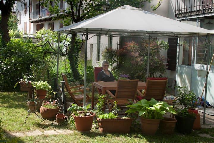 Glicine, vacanze ai piedi delle Dolomiti - Lentiai - Apartemen