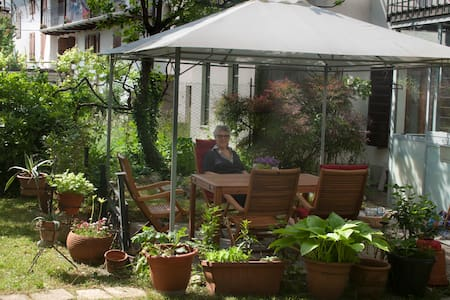 Glicine, vacanze ai piedi delle Dolomiti - Lentiai - 公寓