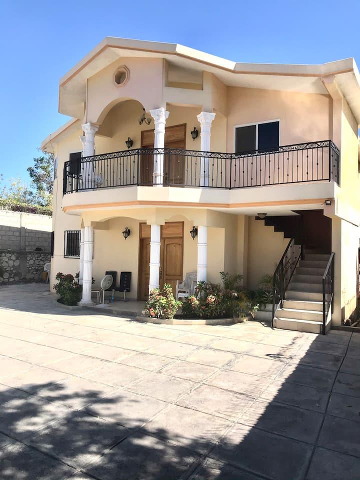 Belle vue Guest house