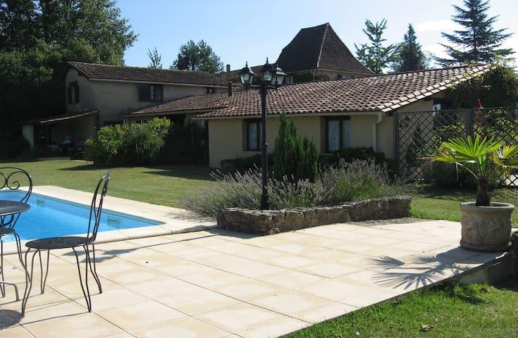 La Vigne - Dordogne - Sleeps 2 - Sainte-Alvère - Dům