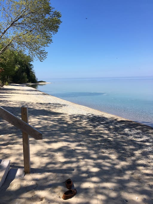 Lake Michigan paradise