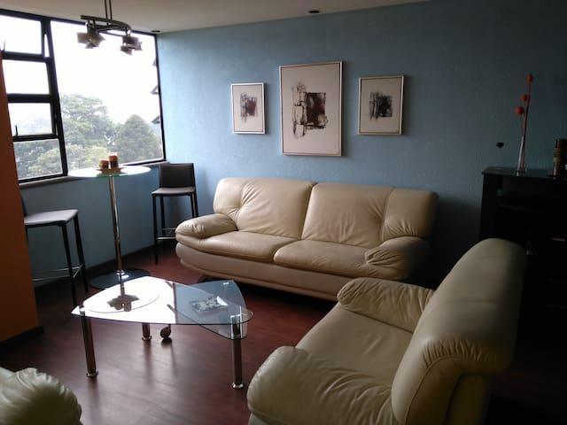 Lujoso apartamento en zona 14 - Guatemala (kaupunki) - Huoneisto