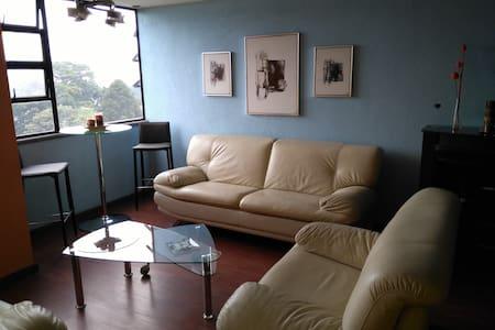 Lujoso apartamento en zona 14 - Ciutat de Guatemala - Pis