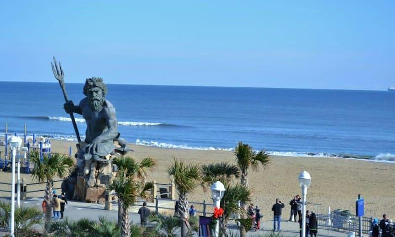 Zen Va beach Retreat House B