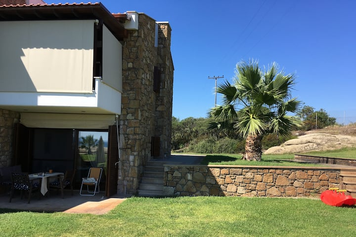 Two-storey Beach House