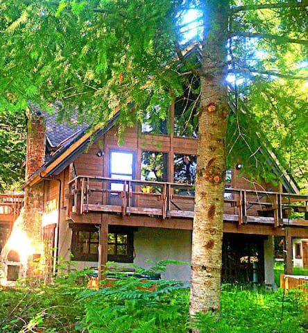 Alpencommune Chalet-Bavarian Chalet - Enumclaw - Дом