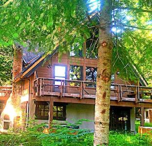 Alpencommune Chalet-Bavarian Chalet - Enumclaw - House
