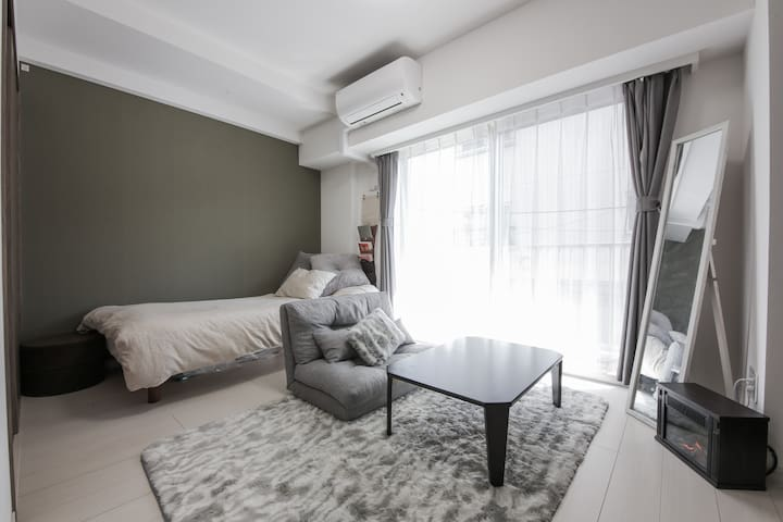*Cozy apartment in Vibrant area* Nakano! - Shinjuku - Leilighet