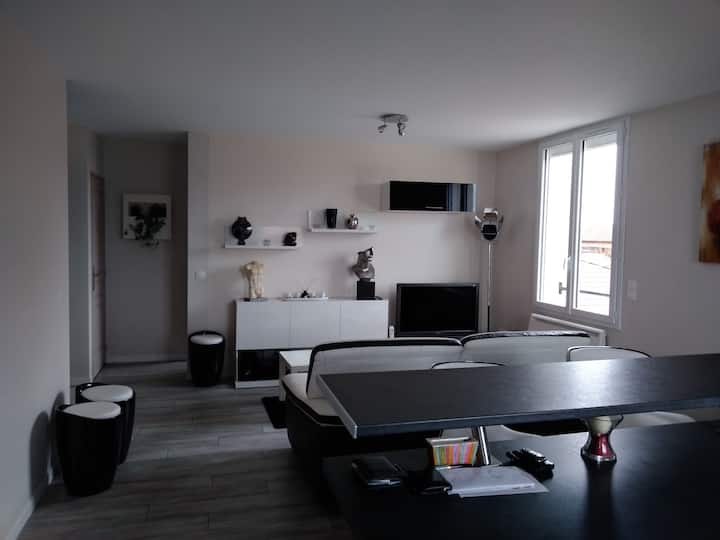 appartement 6 couchages