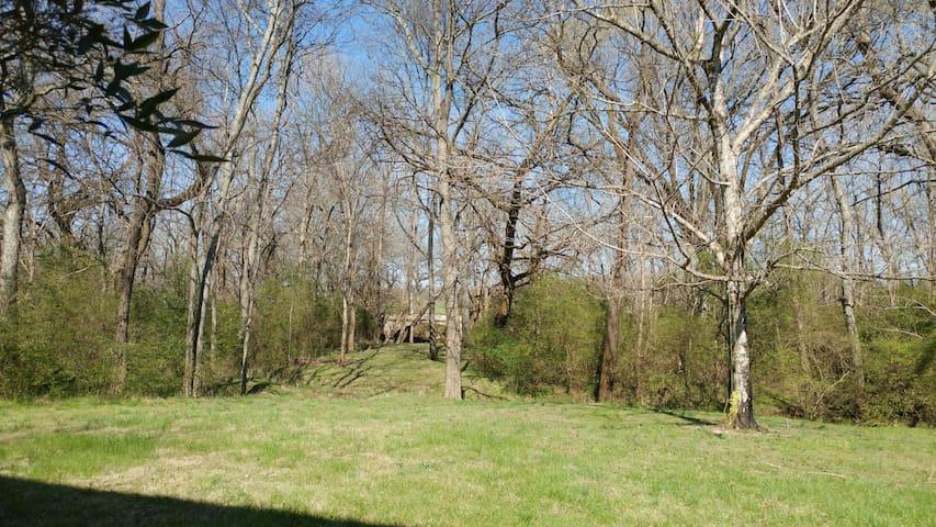 Quiet Creek View Retreat - Spring Hill