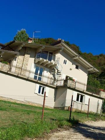 Affitto villa singola VILLA ANGIRO' - Binzago di Agnosine  - Vila