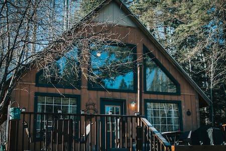 Cabin on the River- Leavenworth/Wenatchee St. Park