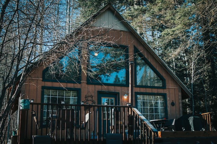 Cabin on the River- Leavenworth/Wenatchee St. Park