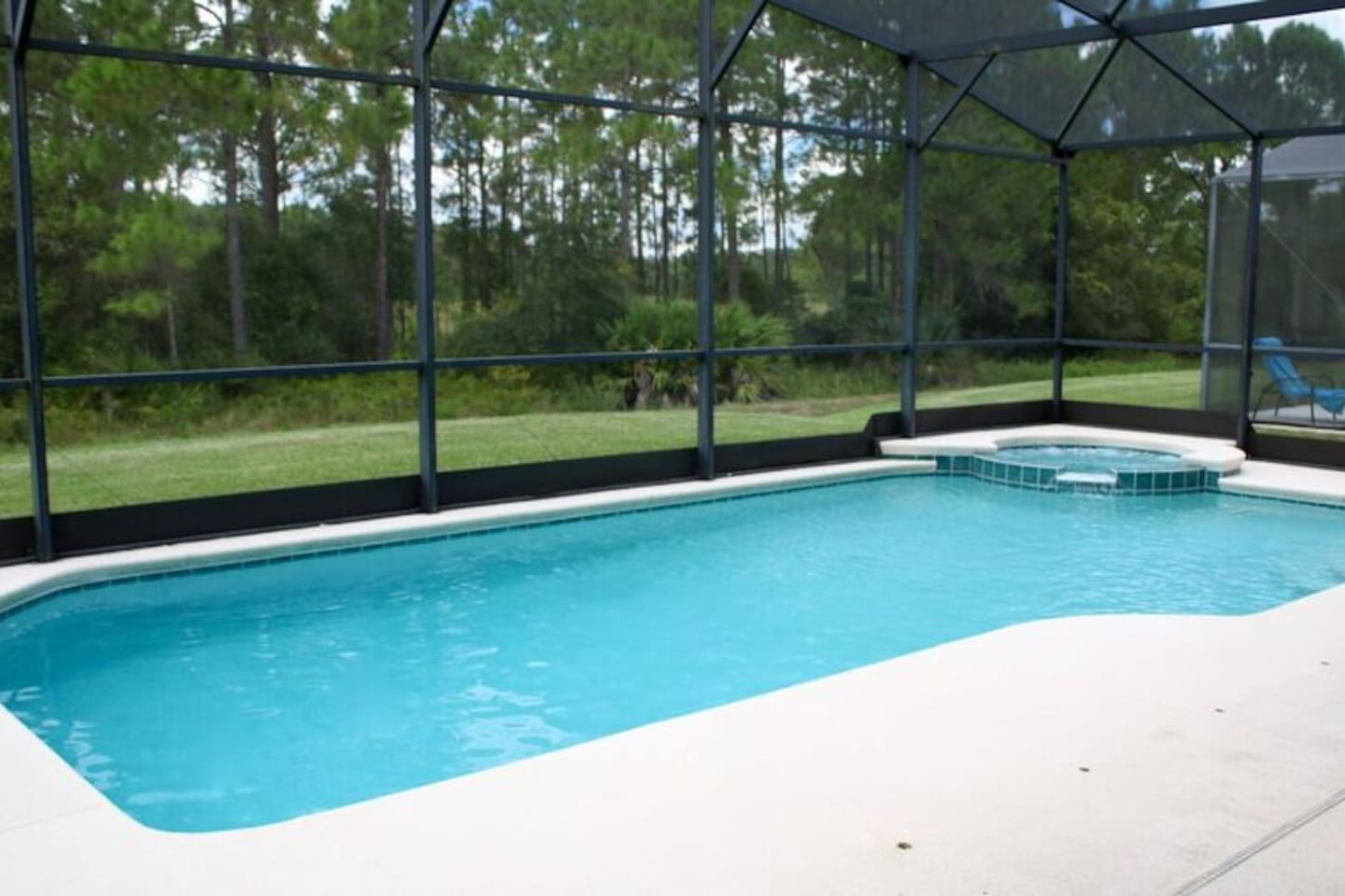 Gorgeous South Westerly Facing Pool at our Idyllic Villa