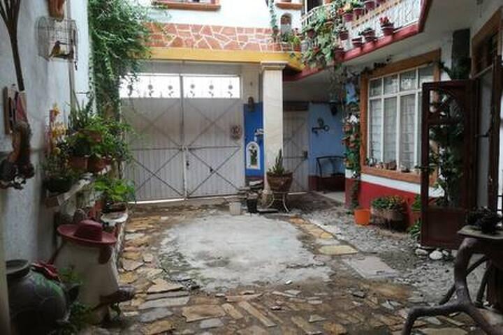 Alojamiento en Oaxaca