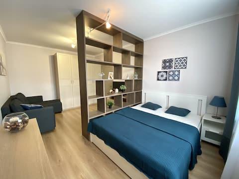 Cozy apartment near Vnukovo