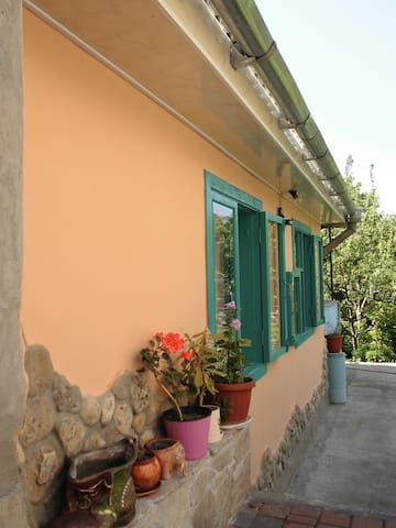Домик для отдыха на Золотом берегу, 16ст.Б Фонтана - Odessa - Pension