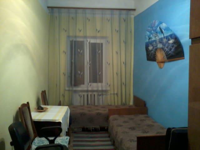 Комната эконом-класа Economical - Chernivtsi - Lägenhet