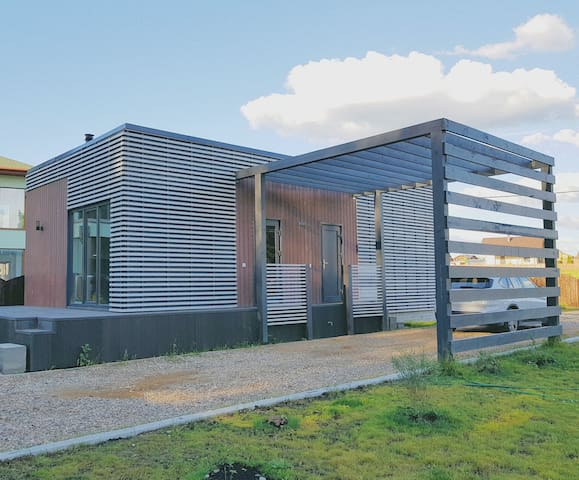Дом с сауной