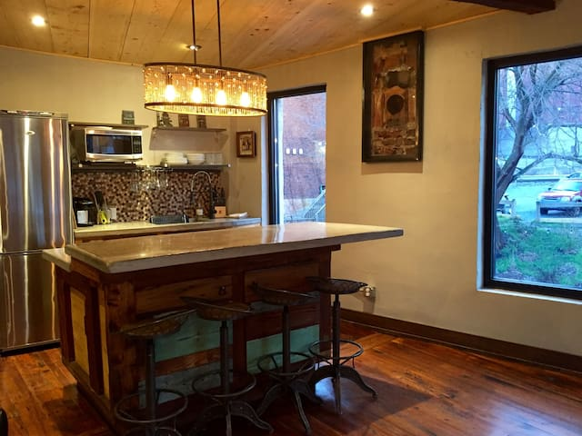 Professional Travelers at Long Branch Trail Loft