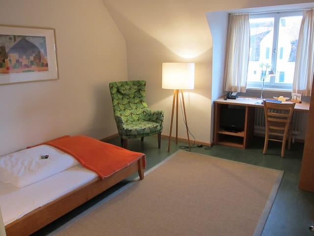 Markgräfler Alte Post Hotel, (Müllheim), Standard Einzelzimmer