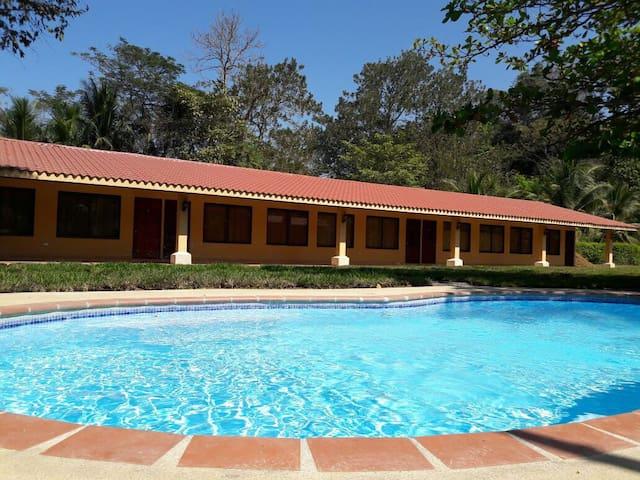 Las Lapas Lodge - Tarcoles - Butikhotel