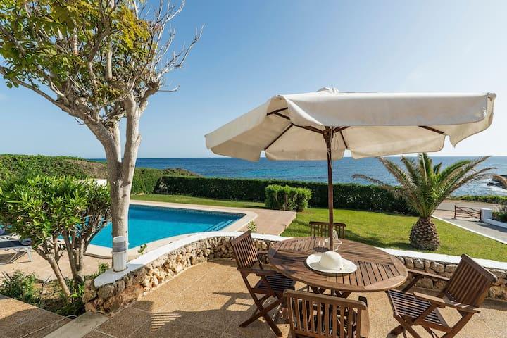 Dream location with sea view & pool - Villa El Guerito