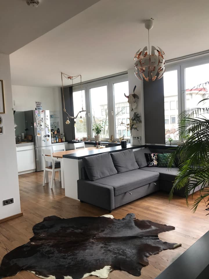 Traumhafte Wohnung über den Dächern von Regensburg