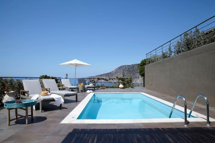 Villa Glaroni-Luxury Villa Kefalonia Assos