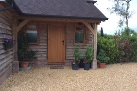 Country Lodge with in a rural area - Pitton, salisbury - Chalé