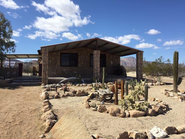 Campo Archelon : La Casa Carey