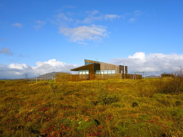 Villa at the Golden circle IS code rental H 570 - Öndverðarnes - Villa