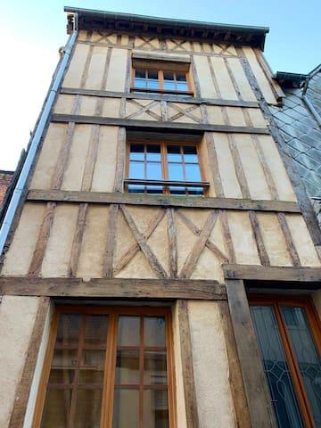 Atypique Maison de pêcheur rénové