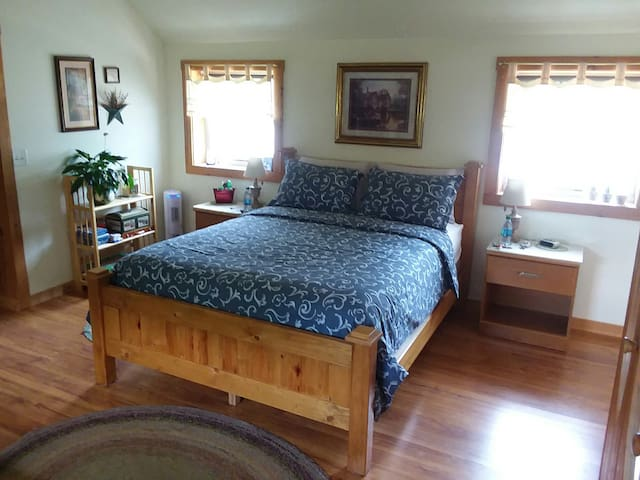 Wellsboro Tranquil Studio Apt Near PA Grand Canyon