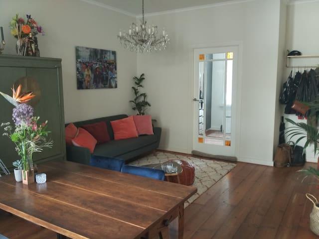 Jaren 30 appartement nabij centrum Den Bosch